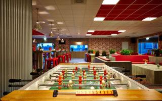 Faciliteiten Sportsbar